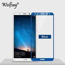 สำหรับ Huawei Nova 2i Screen Protector กระจกนิรภัยสำหรับ Huawei Nova 2i สำหรับ HUAWEI Mate 10 Lite Nova2i ป้องกันฟิล์ม