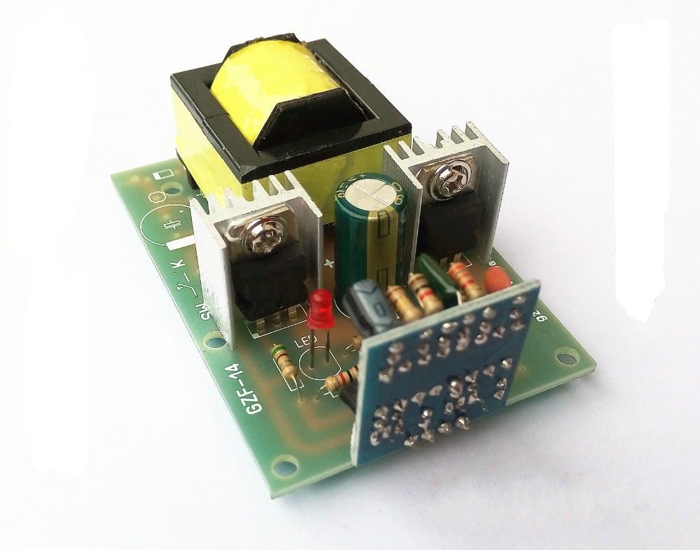 150w Simple Tl494 Drive Inverter Booster Circuit Board Dc