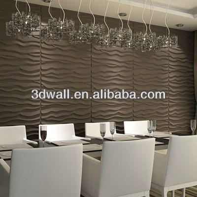 Aliexpress Com Buy Wave Design Effect Interior Wall
