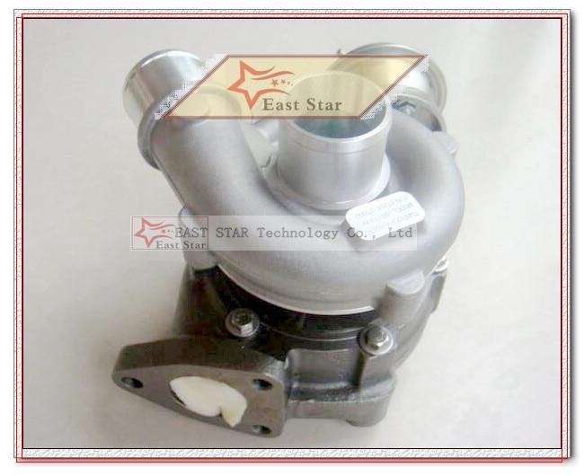 GT1749V 721164-0003 17201-27030 turbokompressor TOYOTA RAV4 D4D Auris - Autode varuosad - Foto 2