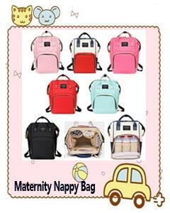 Maternity Nappy Bag