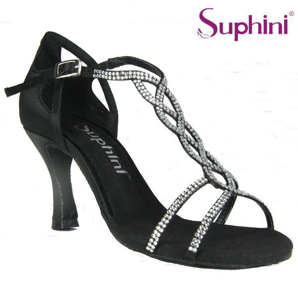 Free Shipping Suphini High Heel Colors available Dancing Sandals Latin font b Salsa b font font