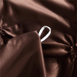 Image 5 - LOVINSUNSHINE Comforter Bedding Sets Double Duvet Cover Set King Size Luxury Silk Comforter Cover AC03#