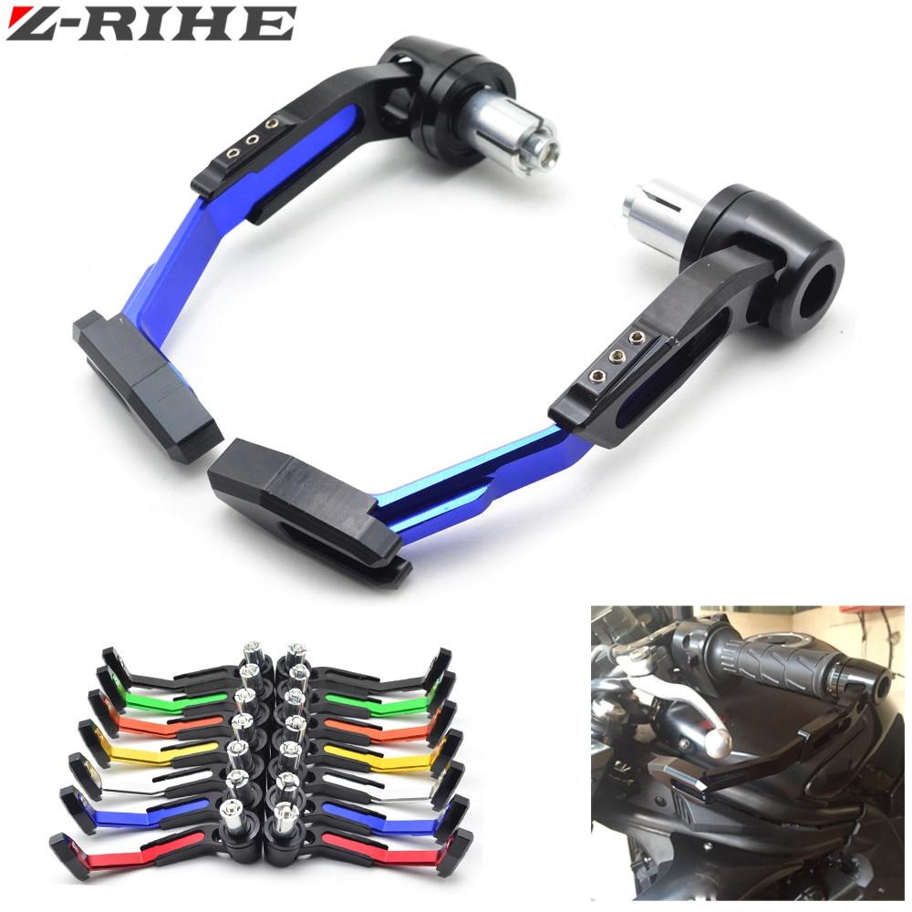 7/8 22mm Motorbike proguard system brake clutch levers protect For KTM benelli bn600 bn300 bj300 bj250 BJ600 BNT300 yamaha YZF