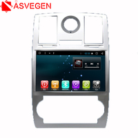 Asvegen HD Touch Screen Android 6.0 Quad Core Car Radio For Chrysler 300C 2000 2014 DVD Player With GPS BT SWC Navigation
