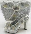 Африке Desgin Женщина Насосы Обувь И Сумка Набор Итальянской Моды высокие Каблуки Обуви И Сумка Набор Для Партии Бесплатная Доставка ME6607