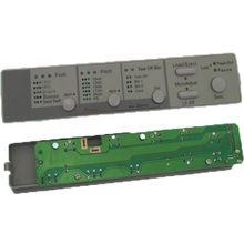 FX890 FX2175 FX2190 LQ590 LQ2090 Printer Control Button Panel For Epson original new control panel keyboard power switch board panel for epson l850 l810 printer pcb panel assembly