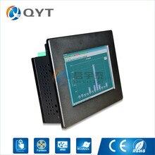 Atom N2800 1 6GHz All In One Computr OEM 7 LED Panel Screen 800x480 Resolution 4GB