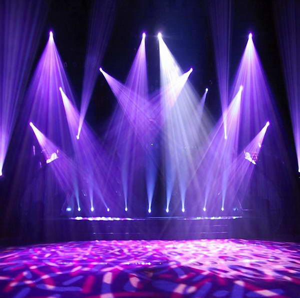 10x10FT Purple Spots Light Stage Disco Club Custom Photo Studio Backdrop Background Vinyl 3m X In From Consumer Electronics On Aliexpress