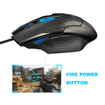 TeckNet-RAPTOR-Pro-Programmable-Gaming-Mouse-2