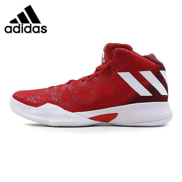 Original New Arrival 2017 Adidas Crazy Heat Men's Basketball Shoes Sneakers