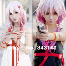 Guilty Crown Yuzuriha Inori cosplay Vestido Negro niño