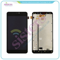 Wholesale LCD Display Touch Screen Digitizer Full Assembly With Frame For Microsoft Lumia 640 XL