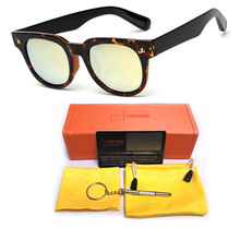 2019 New Luxury Men Polarized Sunglasses Vintage Mens Driving Sun Glasses Classic Shades Safety Protect UV Eyewear