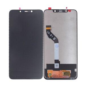 Image 2 - מקורי לxiaomi Pocophone F1 LCD תצוגת מסך מגע Digitizer חלקי טלפון POCO F1 מסך LCD תצוגת החלפת כלי