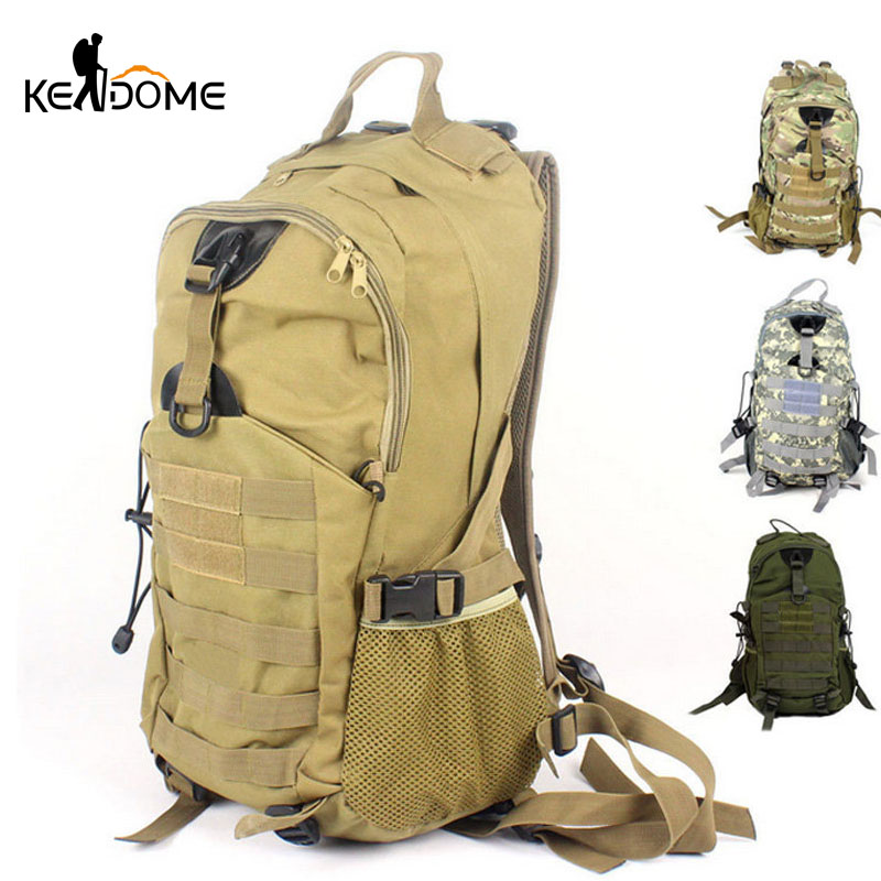 Outdoor Sports  Mountaineering Molle Backpack Men Tactical Military Camouflage Bag Traveling Camping Hiking  Rucksack XA331WD 65l outdoor sports multifunctional heavy duty backpack military hiking