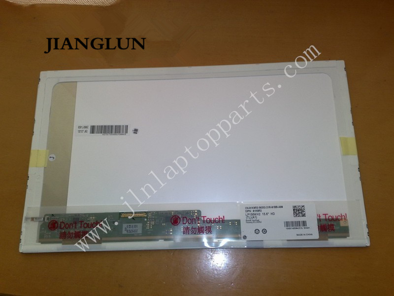 JIANGLUN New LP156WH2 (TL)(A1) Laptop LCD Screen For Dell Inspiron 1545 1564 1555 5010 5030 1K0R2