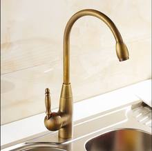 Free shipping European Classic Bronze Brushed Surface Bathroom Basin Faucet By Brass Body Sink Mixer Tap Water taps Simple Style