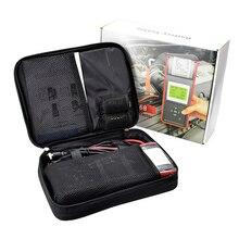 新到着マイクロ 568 12 v 自動車車のバッテリーテスターと MICRO 568 プリンタ診断バッテリー cca 診断 autotool 印刷