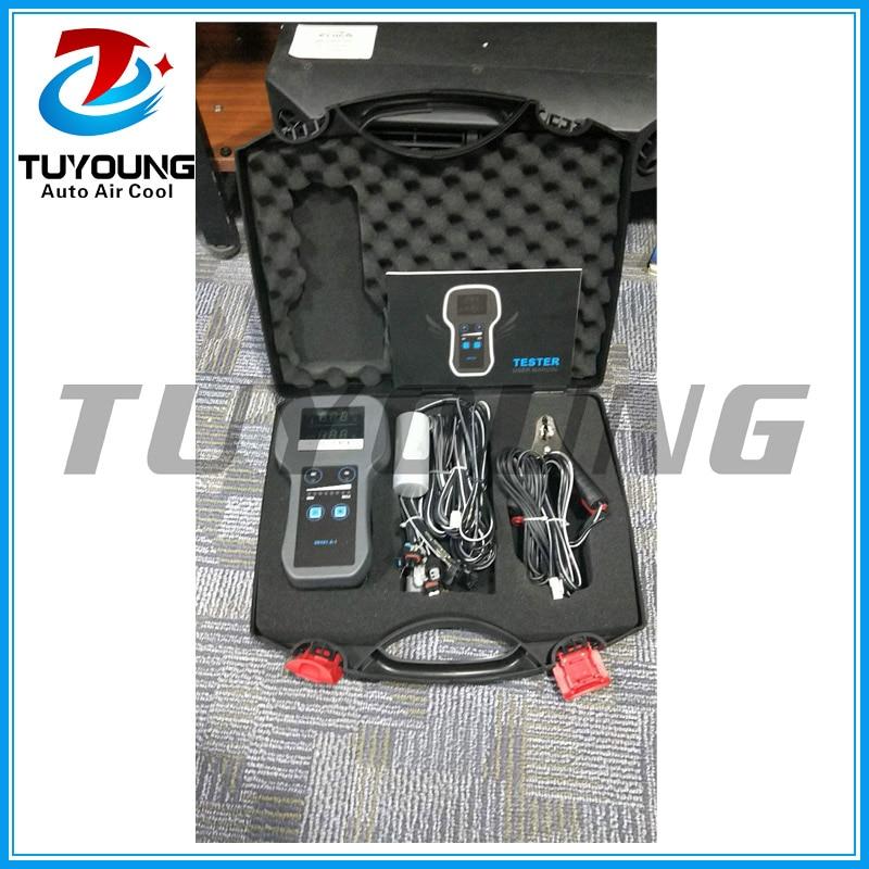 ECCS06 автомобильные аксессуары компрессор переменного тока электронный компрессор контрольный клапан испытательный инструмент и системный