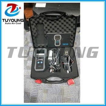 ECCS06 автомобильные аксессуары компрессор переменного тока электронный компрессор управление клапан тестирование инструмент и Система ска...