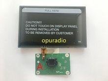 Pós livre OEM original novo 8.0 polegada Display LCD com tela de toque PCB Sync2 tela completa para Ford Carro DVD navegação de Áudio