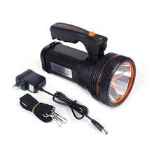 Hunting Friends Super Bright LED Portable Lighting Rechargeable Portable Flashlight& Torches for Hunting Fishing Camping Outdoor
