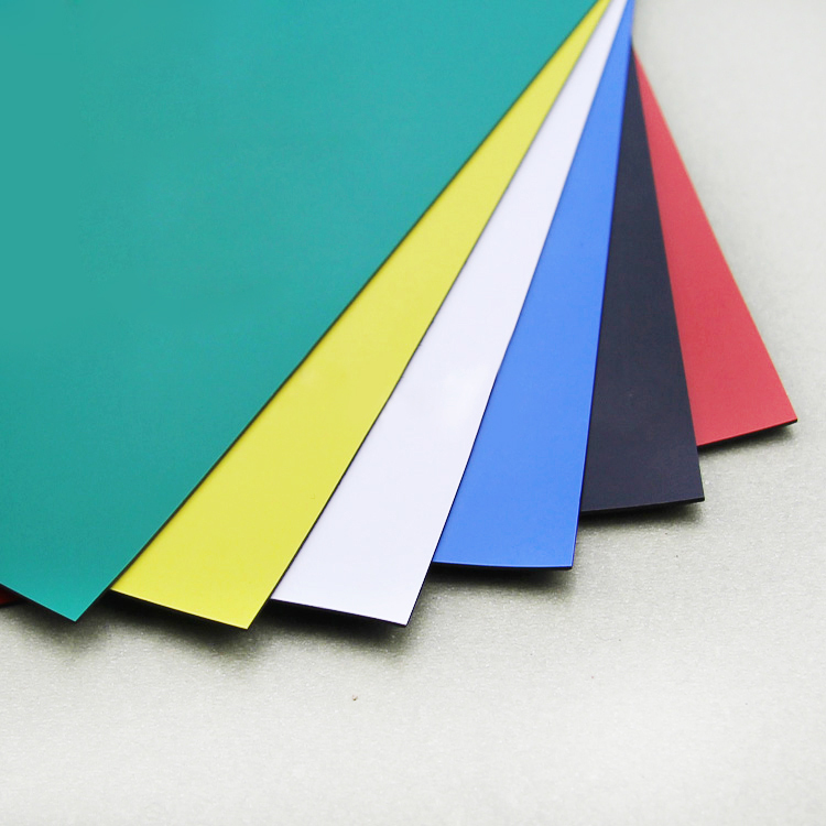 Flexible Colorful Magnetic Sheet A4 Size For Labels Mark Application ...