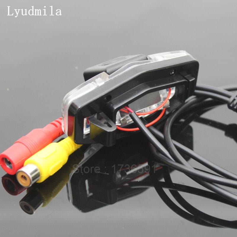 Lyudmila FOR Honda Civic 2001~2014 / Car Parking Camera / Reversing Back up Camera / Rear View Camera / HD CCD Night Vision
