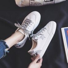 b5d7bb7b9 Placa de sapatos da moda 2019 nova primavera pequenos sapatos brancos  sapatos de estudantes do sexo feminino selvagem sapatos ca.