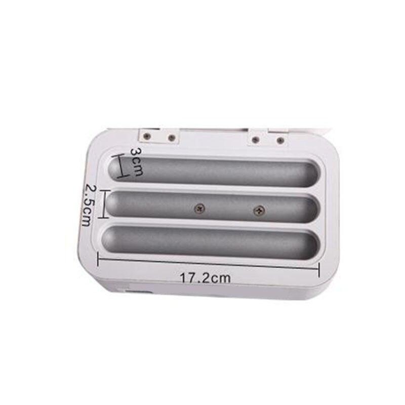 Boîte réfrigérée d'insuline chargeant la voiture de maison de trésor avec trois boîte réfrigérée petit réfrigérateur portatif de température de refroidisseur