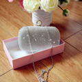 2015 New Luxury Diamond Evening Bags Classic Mini Rhinestone Wedding party Day Clutch For Lady Recommend for Everyone Handbags