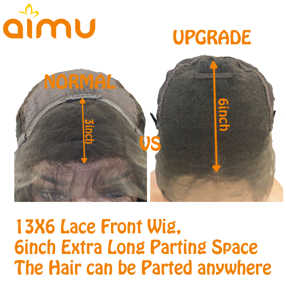 250 Density 13X6 Lace Front Wigs Pre Plucked With Baby Hair Loose Wave Brazilian Remy Short Human Hair Bob Wigs For Black Women-in High Density Lace Wigs from Hair Extensions & Wigs    3