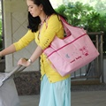 2017 cute HobosTote Baby messenger Diaper Bags Durable Nappy Bag Mummy large capacity fashion bags for mom multi-functional pink
