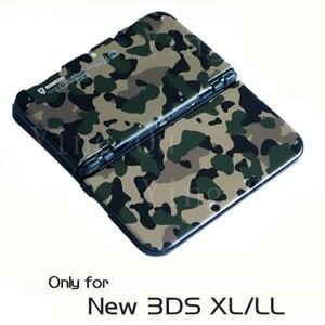 Image 2 - Matte Protector Cover Plaat Beschermhoes Behuizing Shell voor Nintendo Nieuwe 3DS LL voor Nieuwe 3DS XL Console Game Accessoires