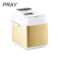 PRAY 220V Household automatic bread spreading maker machine for intelligent breakfast toast steamed bread meat floss and noodles
