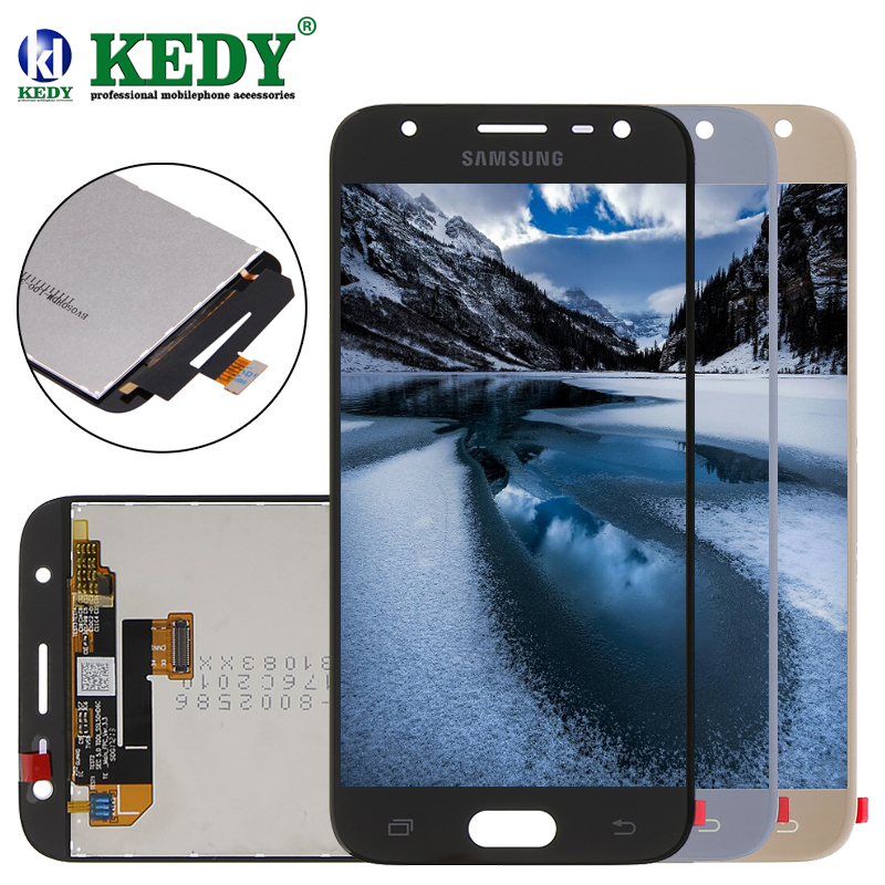 100% Original For Samsung Galaxy J3 2017 J330 J330F J3300 J3308 LCD Display With Touch Screen Digitizer Replacement AMOLED