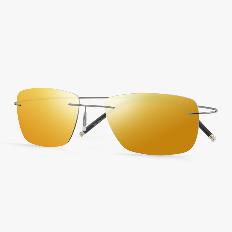 The new 2017 sunglasses driving glasses hipster glasses polarized sunglasses driver personality AMP1-8
