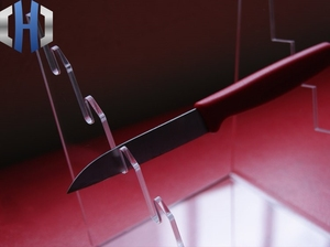 Image 2 - EDC Thickening Custom High end Custom Tool Folding Knife Display Stand Knife Holder