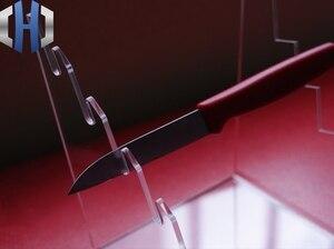 Image 2 - EDC épaissi personnalisé outil personnalisé haut de gamme présentoir de couteaux pliants porte couteau