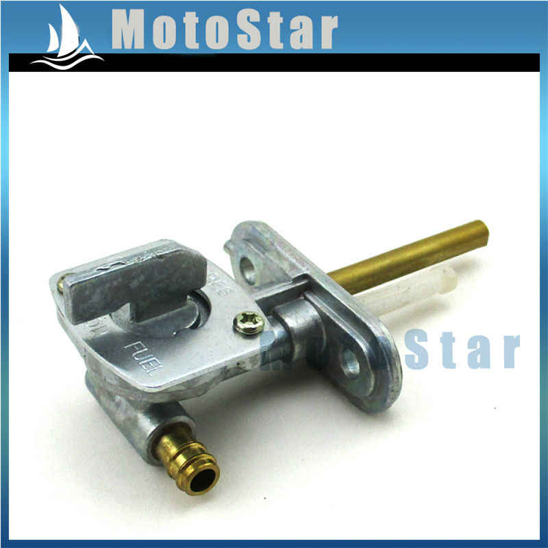 8mm Fuel Petcock Valve Switch Tap For Kawasaki KZ550 KXT250