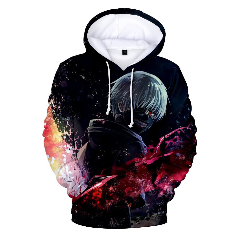 Dropshipping Number Printing H  Tokyo Ghoul Tokyo Ghoul Tokyo A Can Increase Down 3D Bring Midnight