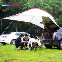 1pcs Universal Car Cover Sun Shelter Camping Tent Awning Supplies Waterproof 5 8 Person Outdoor Parking Shed Awning Accessories