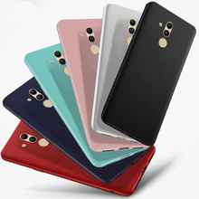 For Huawei Mate 20 Lite Case Mate20 Soft Silicone Back Cover Phone mate SNE-LX1