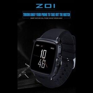 Z01 3G Smart Watch Phone 5.0MP