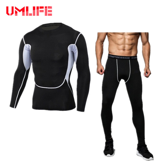 Compression Tracksuit Fitness Training Sports Suits  2