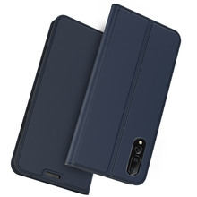For Sharp Aquos R3 Case PU Leather Flip Stand Magnetic Wallet Cover R2 SH-03K/R SH-03J Card Holder