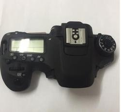 95%New top cover For Canon 80D Top Cover Assembly With Top LCD screen Flash Replacement Repair Part