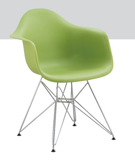 wholesale modern cheap design white plastic chairs with metal legs eiffel chairjpg