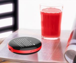 Image 5 - أحدث مشغل MP3 RUIZU M1 بلوتوث الرياضة مشغل MP3 صغير محمول الصوت 8GB مع المدمج في مكبر الصوت FM الكتاب الإلكتروني مشغل موسيقى